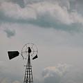 Windmill Less Blades by David Arment