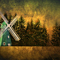 Windmill On My Mind by Evelina Kremsdorf