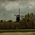 Windmill On The Rhine by Jill Smith