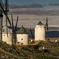 Windmills Of La Mancha by Heiko Koehrer-Wagner