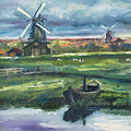 Windmills by Rick Nederlof