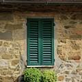 Window #3 - Cinque Terre Italy by Jim Benest