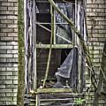 Window And Door 2 by Walt Foegelle