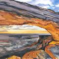 Window Arch by Katrina Case