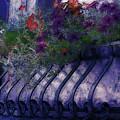Window Flowerbox by Donna Bentley