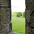 Window From The Past And Into The Future by Caroline Reyes-Loughrey