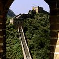 Window Great Wall by Bill Bachmann - Printscapes