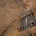 Window In Castillo De San Marcos by Susan Grube