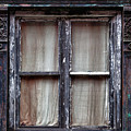 Window In Old Building by Robert Ullmann