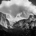 Window Into Yosemite by TK Goforth