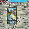 Window Jerome Az by Ingrid  Szabo