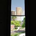 Window Of Downtown by Jost Houk
