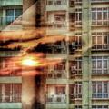 Window On Fire by Yen