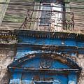 Window On Side Street Quezaltenango Guatemala by Douglas Barnett