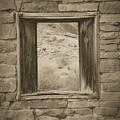 Window On The Past by Teresa Wilson