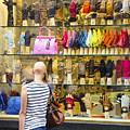 Window Shopper by Pravine Chester