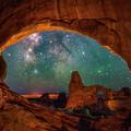 Window To The Heavens by Darren White