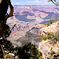 Window To The Past 1 - Grand Canyon by Larry Ricker