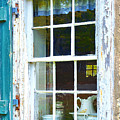 Window To The Past by Regina Geoghan