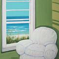 Window To The Sea No. 2 by Rebecca Korpita