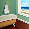 Window To The Sea No. 4 by Rebecca Korpita