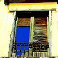 Window To The Sky By Michael Fitzpatrick by Mexicolors Art Photography