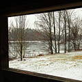 Window To Winter by Karol Livote