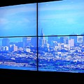Window View Of San Francisco by Gary Roy
