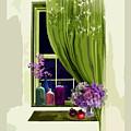 Window by Xenia Sg