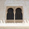 Windows, Alhambra by David Kleinsasser