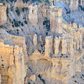 Windows Of Bryce Canyon by Ray Mathis