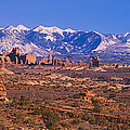 Windows Section, Arches National Park by Panoramic Images