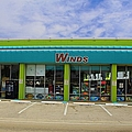 Winds Of Ft Myers II by Michiale Schneider
