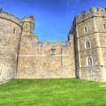 Windsor Castle by David Pyatt