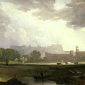 Windsor From Eton by Augustus Wall