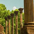 Windsor Ruins by Carl Rich