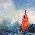 Windsurf Impression 04 by Miki De Goodaboom