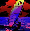 Windsurfer by Brian Roscorla