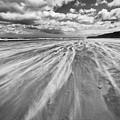 Windswept Benone by Nigel R Bell