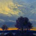 Windswept Sky by Phyllis Tarlow