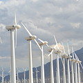 Windturbines by Cheryl Carder-Hall