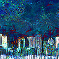Windy Chicago Illinois Skyline Party Nights 20180516 by Wingsdomain Art and Photography