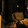 Wine And Candle by Andrea Barbieri