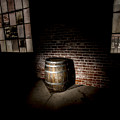 Wine Barrel Divinity by Jason Stanton