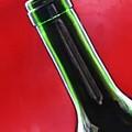Wine Bottles 8 by Sarah Loft