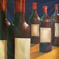Wine Bottles by Patrick Bornemann