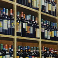 Wine Closet by Terry Honstead