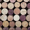 Wine Corks  by Jane Rix