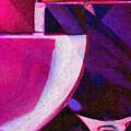 Wine Glass 1 by Patto B