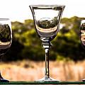 Wine Glass by Craig Watanabe